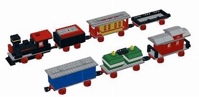 Train Motorized Moc Modernized Lego Rebrickable Followers