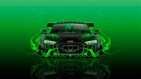audi  front super fire abstract car  wallpapers el