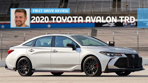 avalon trd toyota drive camry 2021 infusion fun enjoyable motor1