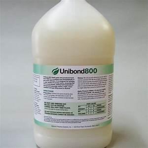 Unibond 800 1 Gallon (Liquid Resin) Vacuum Pressing