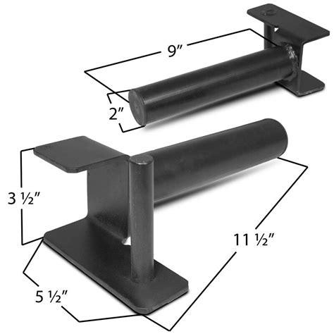 olympic weight plate holder    power rack  tube