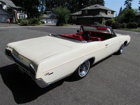1967 Buick Skylark Convertible For Sale by Buy Used 1967 Buick Skylark Convertible Grand Sport Gs 400