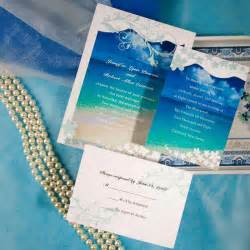 cheap wedding invitation kits seal and send wedding invitations to set the tone