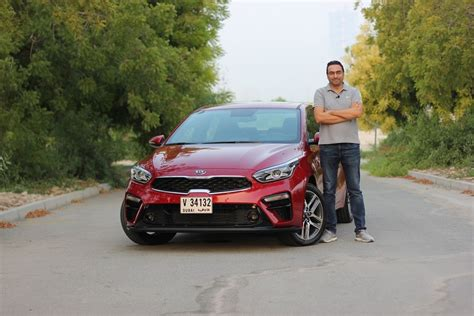 kia cerato  review uae yallamotor