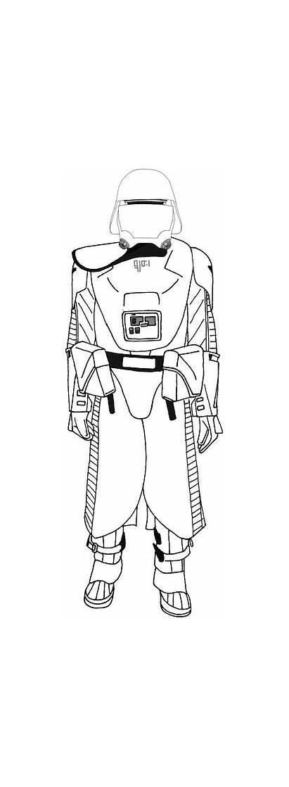 Order Wars Star Coloring Stormtrooper Snowtrooper Types