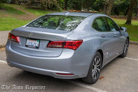 Acura 4 Cylinder by The 2016 Acura Tlx 4 Cylinder The Auto Reporter