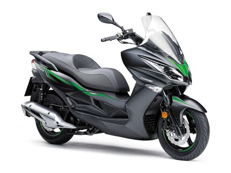 scooter kawasaki    model year