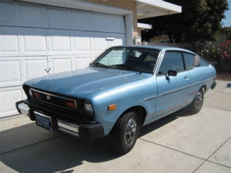 78 Datsun B210 by Blue Plate 1978 Datsun B210 Gx Bring A Trailer