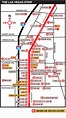 las vegas hotels on the strip map ~ studentdrivers