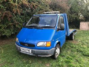 Ford Transit Recovery Truck  Smiley Face 1998 R Reg 2 5