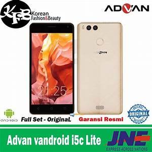 Hp Murah 4g Advan Vandroid I5c Lite - Garansi