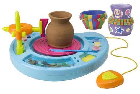 Best Kids Pottery Wheel • Mymamameya Kids Gift Ideas