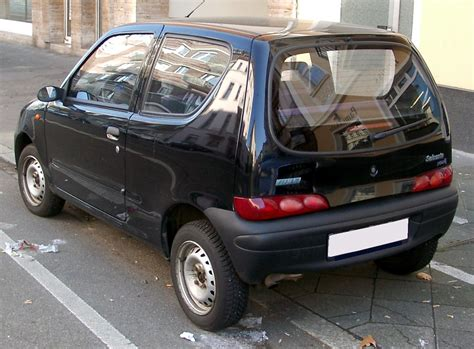 olo cars fiat seicento sporting tuning