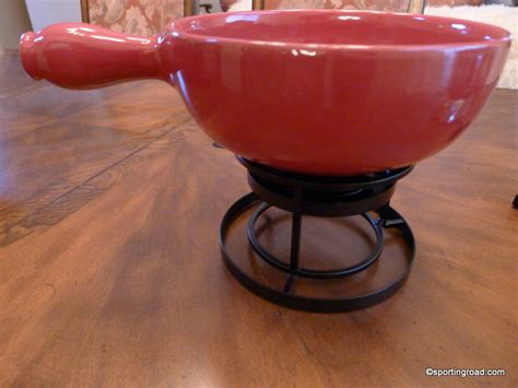 sporting road the original melting pot chocolate fondue recipe