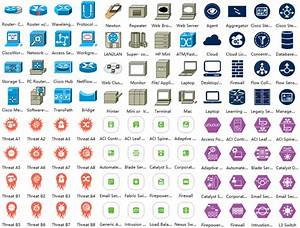 Network Diagram Symbols Visio Alternatives For Your Projects