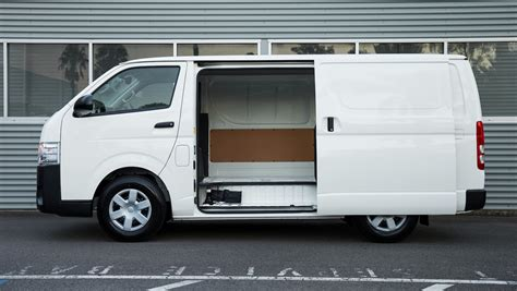 toyota hiace 2014 2014 toyota hiace boosts comfort safety specification