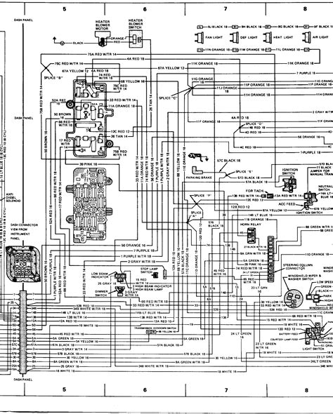 1991 Jeep Grand Wagoneer Fuse Box Diagram by Wrg 3714 1987 Jeep Heater Wiring