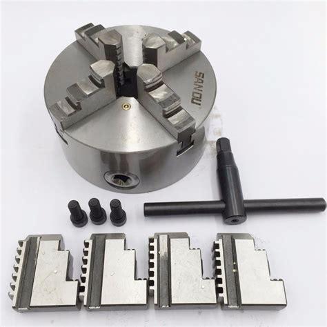 jaw  centering lathe chuck   hardened steel  cnc drilling