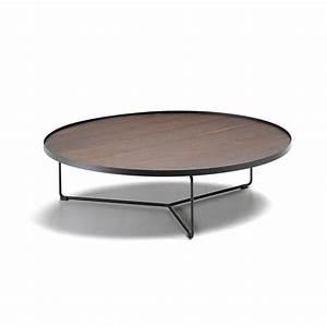 Tavolino da salotto di design rotondo Billy ARREDACLICK