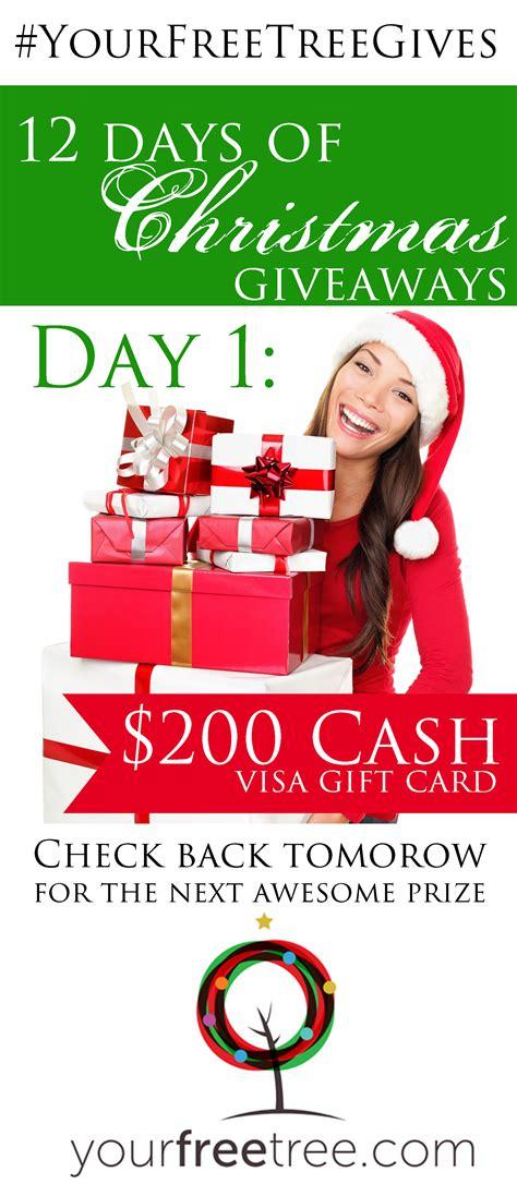 Yourfreetreecom 12 Days Of Christmas Giveaway!  Brenda Bird
