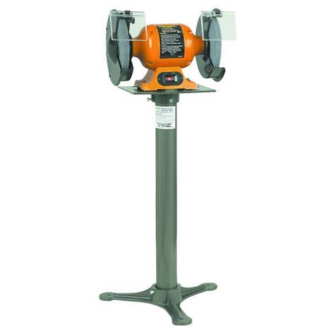 bench grinder stand diy harbor freight bench grinder stand plans free