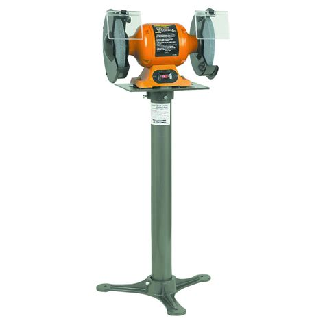 harbor freight bench grinder stand  woodworking