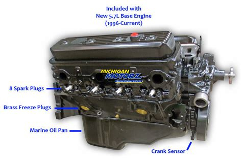 vortec volvo penta base marine engine