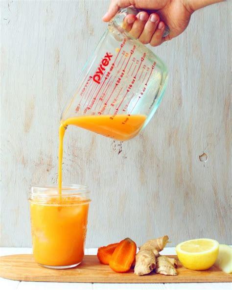 ginger juicer juice carrot apple without lemon