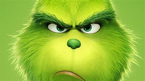 Aesthetic Wallpaper Grinch by The Grinch Trailer Benedict Cumberbatch Is A One