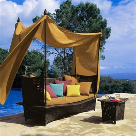 outdoor sofa with canopy 25 outdoor canopy bed ideas