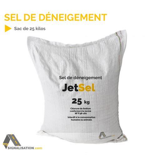 sel de déneigement sel de d 233 neigement en sac de 25kg classe b sec d 232 s 4