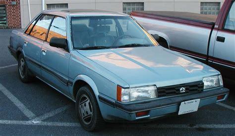 Subaru Gl by Subaru Gl 10 Information And Photos Momentcar