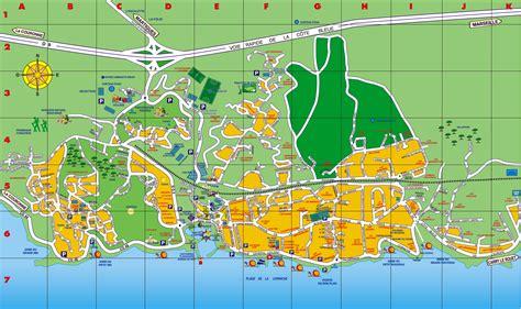 Mairie Ville De Plan De Situation Géographique Et Carte Postale De La Ville