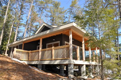Cottage Rentals by Cottage 151 For Rent On Skeleton Lake Near Rosseau In