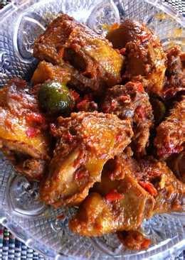 resep ayam rumahan  enak  sederhana cookpad