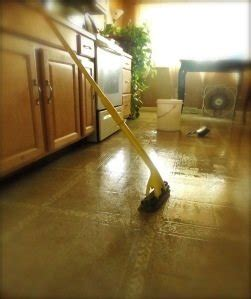 how to clean vinyl flooring bob vila - Cleaning Vinyl Plank Flooring