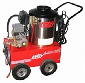 Lowery Distributing Rebuilt  Used Diesel Fired Pressure Washers