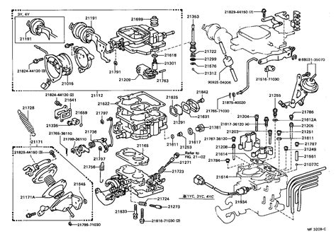 1989 Toyotum 22r Engine Diagram by Toyota 22re Wiring Diagram Auto Electrical Wiring Diagram