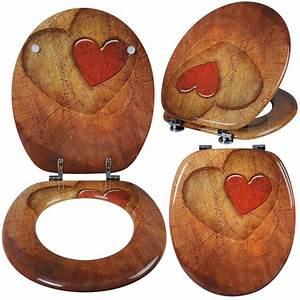 Wc Sitz Holz Massiv : wc sitz toilettensitz toilettendeckel mdf absenkautomatik klodeckel deckel 144 ebay ~ Bigdaddyawards.com Haus und Dekorationen