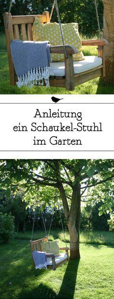 Fantastische Diy Schaukel Ideen Fuer Einen Echten Traumbereich Im Sommer by Die 26 Besten Bilder Schaukel Garten Outdoor Rooms