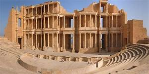 The Ancient Sites Now Under Threat From ISIS In Libya