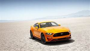 Ford Offers Mustang-Colored Ice Cream So Drivers Can Eat Something Faster Than The Nearest Curb