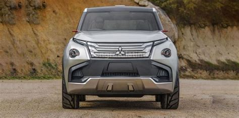 Mitsubishi Montero Limited 2020 by New Mitsubishi Pajero Expected For 2020 Zigwheels