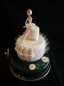 Ballerina Cake Swan Lake - CakeCentral com
