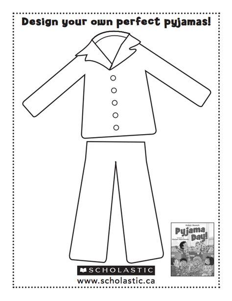 pajama template for mungfali