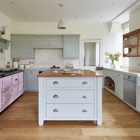 Painting Kitchen Cupboards Farrow And by Classic In Frame Manor House Kitchen Painted In
