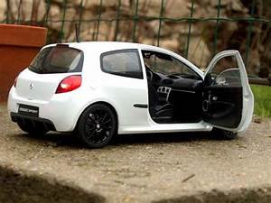 Voiture Clio 3 : renault clio 3 rs miniature wsr solido 1 18 voiture ~ Gottalentnigeria.com Avis de Voitures