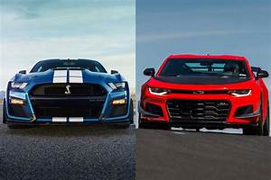 2020 Ford Mustang vs. 2020 Chevrolet Camaro: Which Is Better? - Autotrader