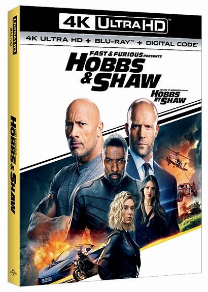 Shaw Hobbs 4k Furious Fast Dvd Blu