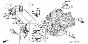 Manual Transmission Diagram For Honda Accord 1996